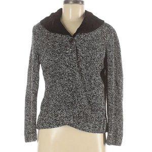 J. Jill Silk Cotton Cardigan Sweater Size Medium